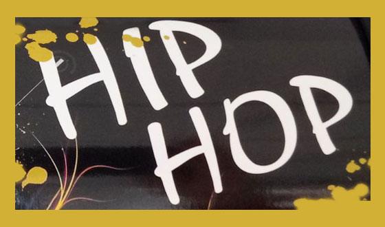 Altavoz Hip Hop Subwoofer