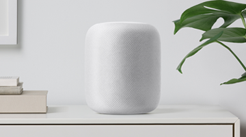 Apple retrasa el HomePod