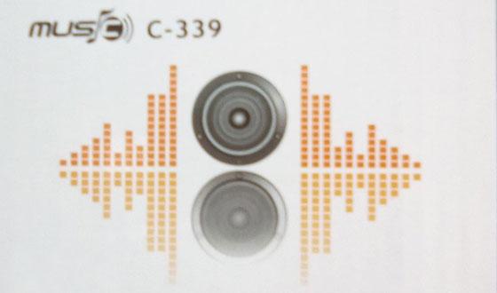 Altavoz Music C-339
